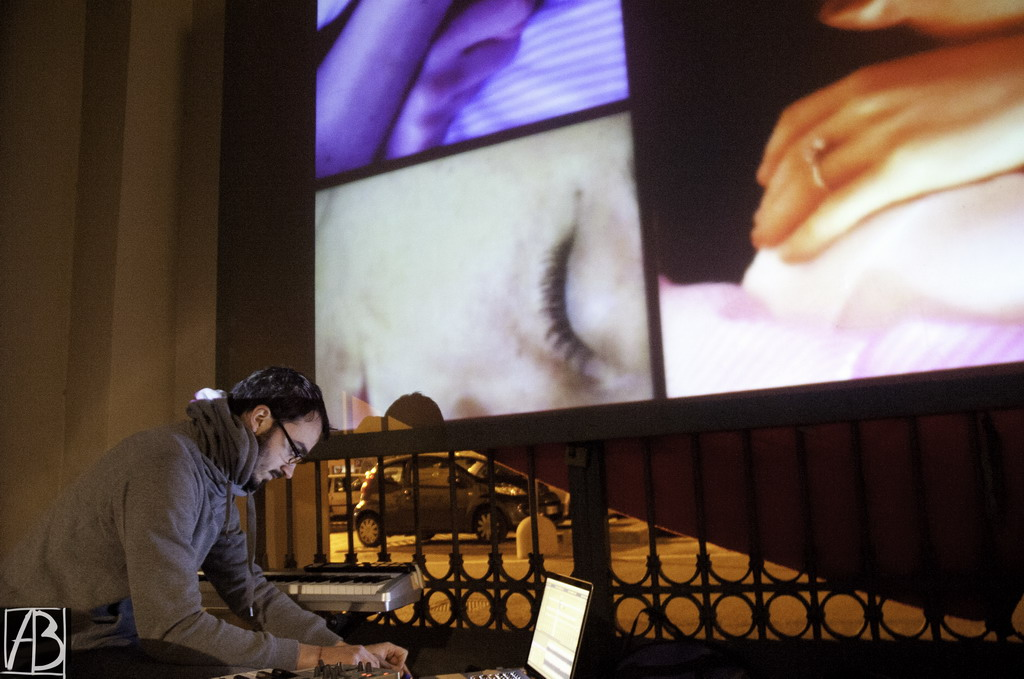 Tommaso Rosati Live electronics 2866