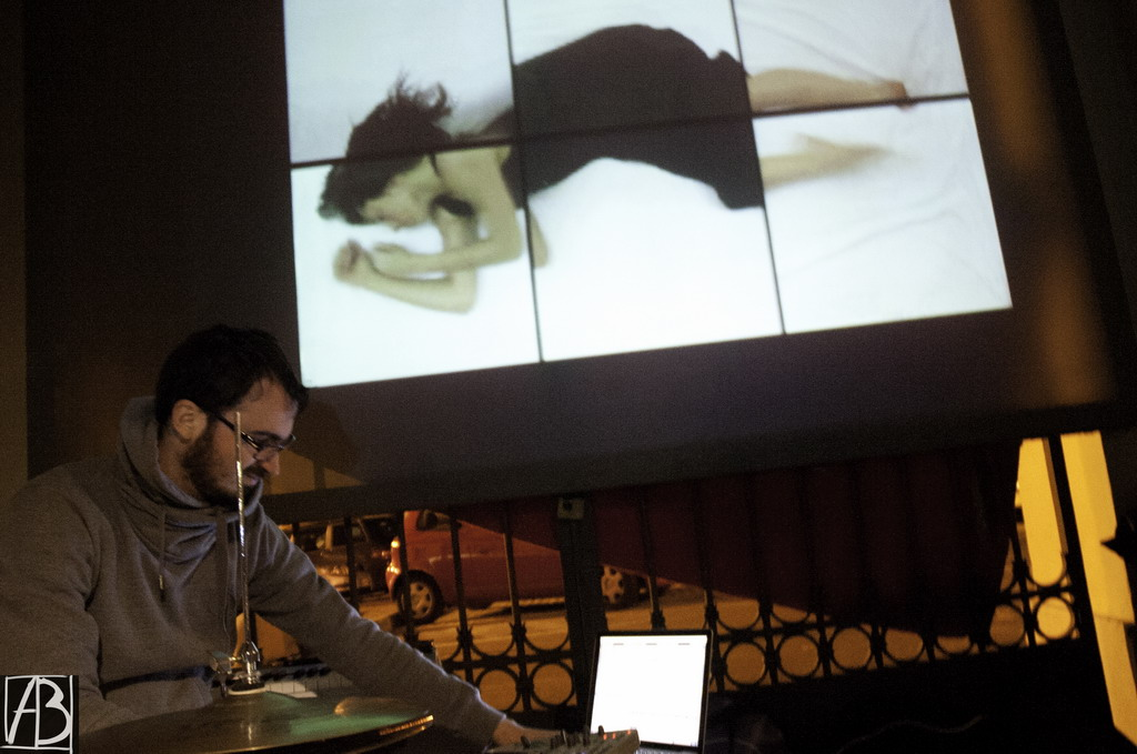 Tommaso Rosati Live electronics 2869