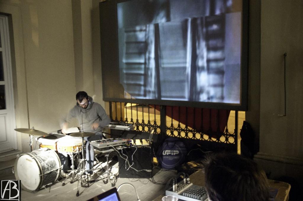 Tommaso Rosati Live electronics 2883