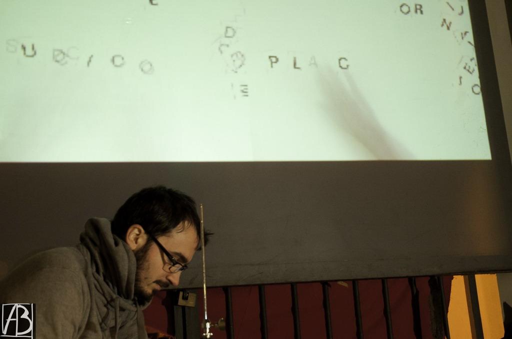Tommaso Rosati Live electronics 2886