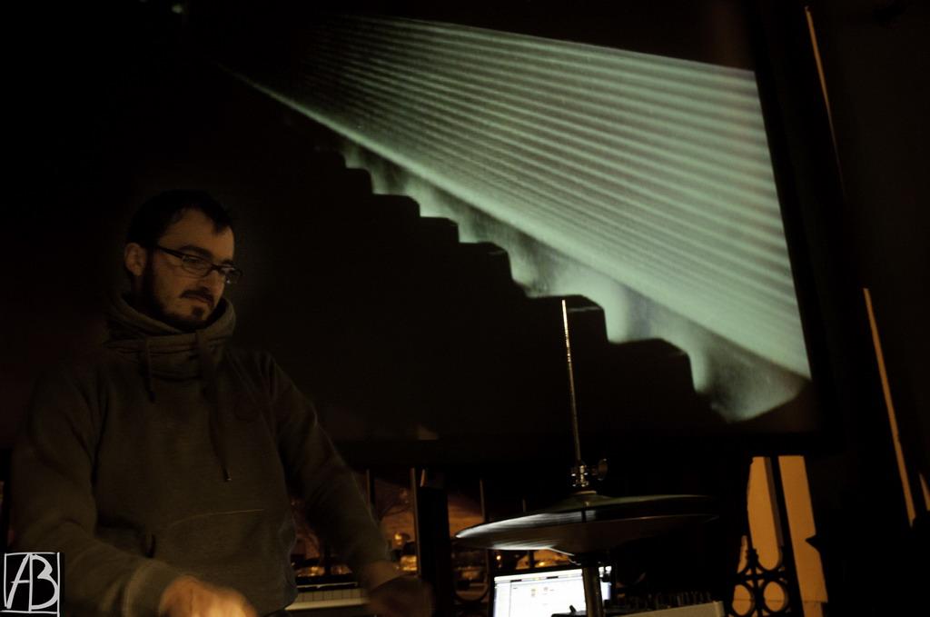 Tommaso Rosati Live electronics 2891