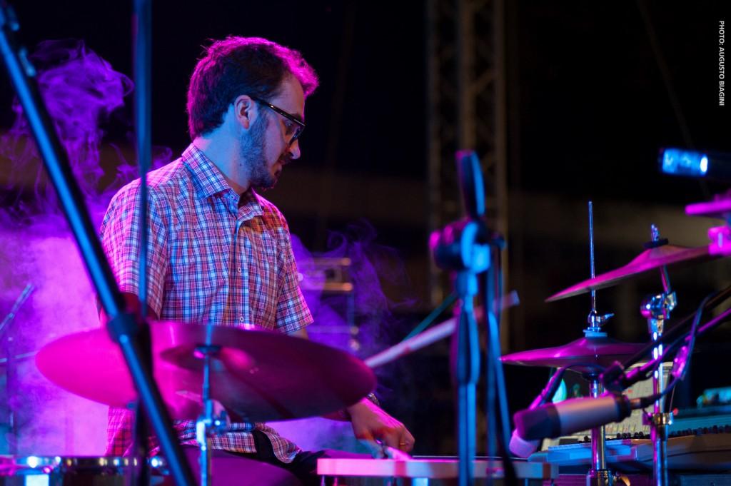 Tommaso Rosati Live electronics 3451