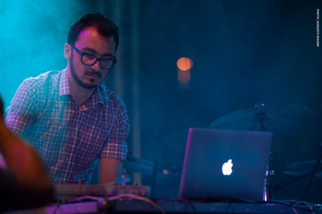 Tommaso Rosati Live electronics 3459