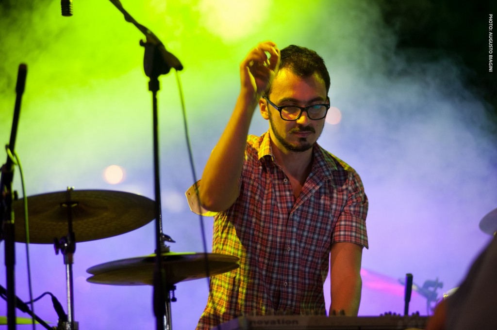 Tommaso Rosati Live electronics 3495