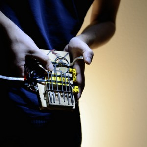 workshop augmented instruments Tommaso Rosati