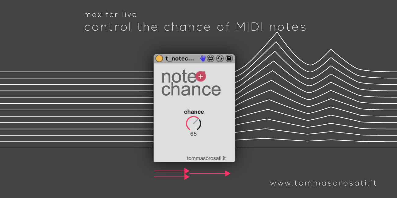 note chance midi maxforlive device